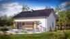 Z261 - Komfortiškas vienaukštis namas su didele boilerine, galima palėpė